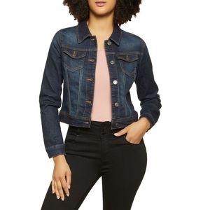 Wax Jean Premium Denim Jacket